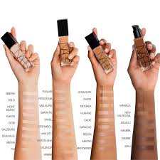 Maybelline Fit Me Foundation Shade Chart Natural Radiant Longwear Foundation Nars Cosmetics