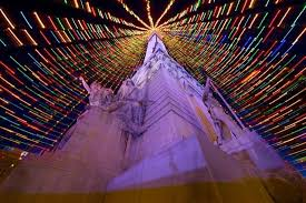 tree lighting indianapolis. Circle Of Lights Festival, Indianapolis Tree Lighting
