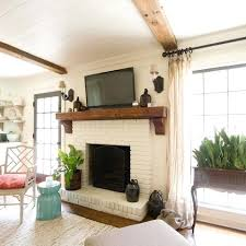 removing fireplace mantel special remove fireplace mantel white brick fireplace with dark wood mantel removing fireplace