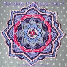 Mandala <b>Madness</b> Part <b>7</b> - Crystals & Crochet