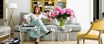 Suzanne Kasler  One of the nation's most popular designers