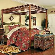 Decorating theme bedrooms - Maries Manor: exotic global style decorating -  arabian - egyptian -