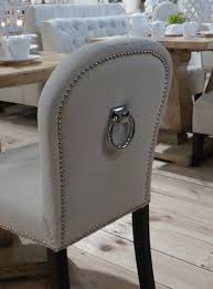 bespoke curved dining chairs with ring pull timeless black ring pull studded dining chair