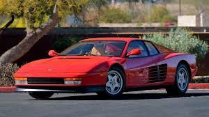 Explore the design, performance and technology features of the 2020 ferrari testarossa. 1988 Ferrari Testarossa S64 Glendale 2020