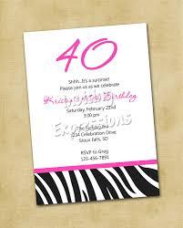 th birth fabulous th birthday invitation wording funny birthday with regard to new th birthday party invitation wording unique 40th birthday invitation