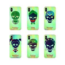 Htc M8 Designer Case Us 0 99 Designer Case Suicide Squad Joker Harley Quinn For Htc One U11 U12 X9 M7 M8 A9 M9 M10 E9 Plus Desire 630 530 626 628 816 820 830 In