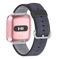 Amazon Com Watch Band For Fitbit Versa Lite Womens Mens