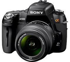 sony camera dslr. sony dslr camera (dslr-a500l) dslr
