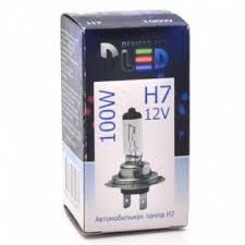 <b>Автомобильные</b> галогенные <b>лампы H7</b>.