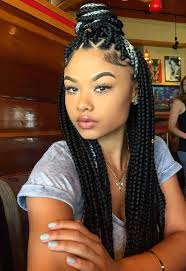 Black Braid Hairstyle braid hairstyles to bring your dream hairstyle into your life 6856 by stevesalt.us