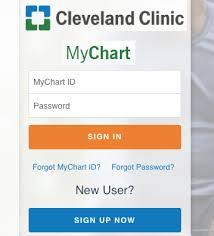 76 Conclusive Clevelandclinic Org Mychart