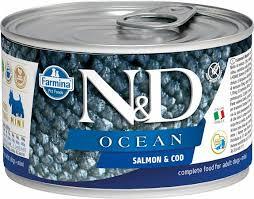 <b>Консервы Farmina N&D</b> Dog Ocean для собак - купить в ЮниЗоо в ...