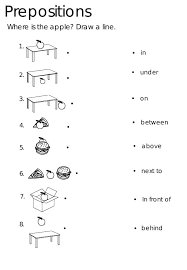 The 25+ best Prepositions worksheets ideas on Pinterest ...