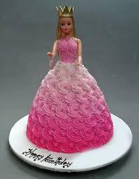 Barbie Girl Birthday Cake 2lb Sri Lanka Online Shopping Site For