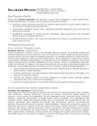 Sample Resume General Contractor Sidemcicek Com