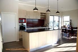 kitchens designs 2014. Interesting Kitchens 26 Modern Melamine Woodgrain Kitchen Design Millwater 2014 Throughout Kitchens Designs A