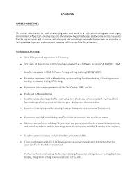 Tester Resume Samples Software Tester Cover Letter Manual Testing Resume Beautiful Amazing