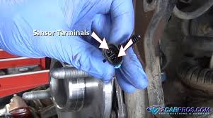 how to test a wheel speed sensor in under 15 minutes  at Front Abs Wiring Harness Repair Wk Jeep