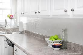 caulking kitchen backsplash. Wonderful Caulking White Subway Tile Backsplash With Caulking Kitchen Backsplash L