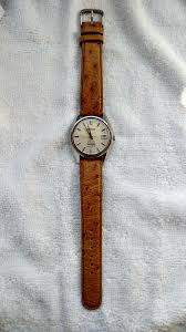 picture of how to replace a watch strap