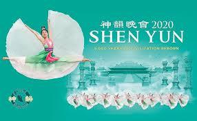 Shen Yun 2020 World Tour Lakeland Fl At Youkey Theatre
