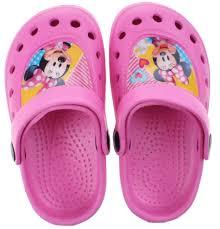 Disney Clogs Minnie Mouse Girls Pink Internet Sportcasuals