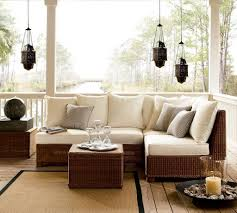 the porch furniture. Full Size Of Interior:front Porch Patio Furniture Alluring 23 Brown And White Rectangle Modern The