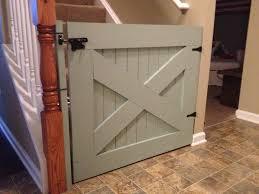 Dutch Door Baby Gate Dutch Door Made From Composite Door At Lowes Baby Pet Gates