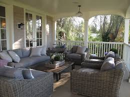 gray outdoor patio set. decks/patios - outdoor furniture gray lilac cushions caged glass pendant figless manor super deck/patio space with furniture, patio set u
