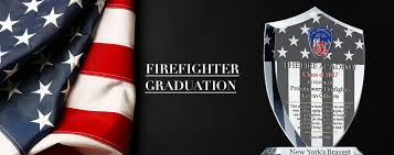 personalized firefighter academy graduation gifts banner 1