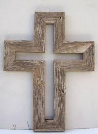 Best 25+ Wooden cross crafts ideas on Pinterest   Cross decorations, Wall  crosses and Burlap cross