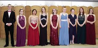 M'ville Strawberry Festival crowns 2020 Royalty | News |  northcountyoutlook.com