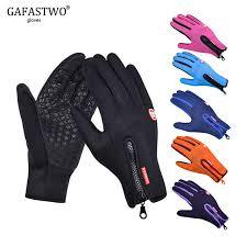Мужские зимние <b>перчатки</b>, водонепроницаемые ...
