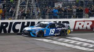 NASCAR at Richmond: Federated Auto Parts 400 starting lineup, TV ...