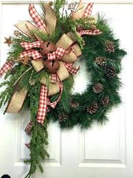 best of how to decorate a wreath with ribbon photos grapevine wreaths with  burlap ribbon burlap