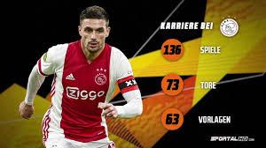 Meet the Player: Dusan Tadic (Ajax Amsterdam). Werden die BSC Young Boys  den stärksten Ajax-Spieler vom Hinspiel heute besser im Griff haben?