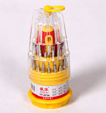 2019 <b>Screwdriver Set Multifunctional Combination</b> Screwdriver 31 ...