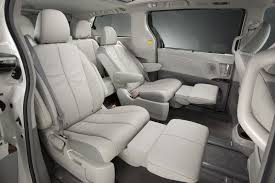 Sienna midrow seating ~ I want a front passenger seat with a ...