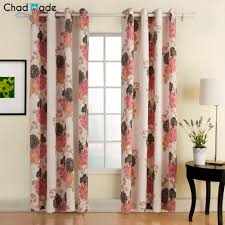 Printed Curtains Living Room Compare Prices On Country Curtains Drapes Online Shopping Buy Low