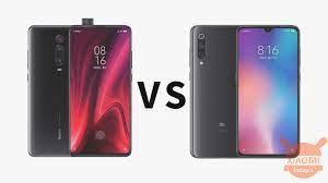 Redmi K20 Pro vs Xiaomi Mi 9: So sánh thông số kỹ thuật