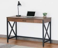 stratford dark walnut writing desk