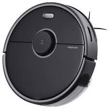 <b>Roborock S5 Max</b> Robot Vacuum Cleaner <b>European</b> Version Black