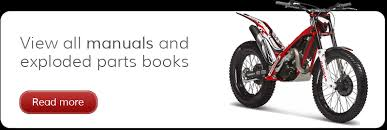 gas gas motos uk spare parts view manuals