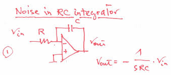 antik mixed signal comments the noise model of resistor thermal is given by an voltage source