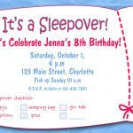 free sleepover invitation templates teen invitation to sleepover party fresh free printable birthday