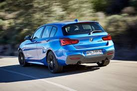 BMW 1 Series gets another facelift for the 2018 model year, new ...