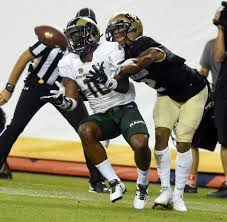 Work Paying Off For Colorado State Footballs Kevin Nutt
