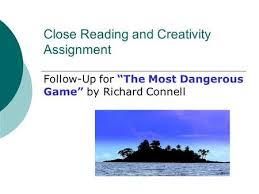Rainsford Zaroff Venn Diagram Most Dangerous Game Essay Kurt Vonnegut Essay Personal Experiences