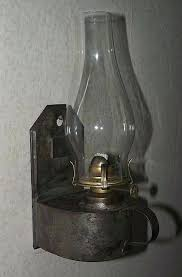 old kerosene lamps fancy wall sconce antique cast iron mount oil amazing best images about