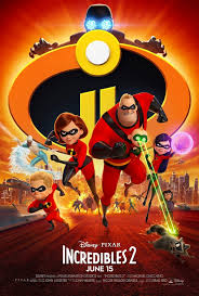 Ever feel like you need super powers to get everything done? Disney Pixar S Incredibles 2 Poster And Printable Coloring Book